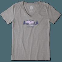 Women's Happy Trails Vista Cool Vee