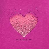 Women's Heart Love Breezy Scoop Tank