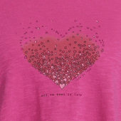Women's Heart Love Breezy Tank