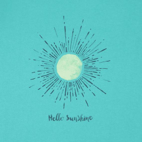 Women's Hello Sunshine Crusher Tee