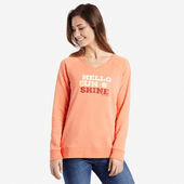 Women's Hello Sunshine Go-To Long Vee