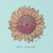Women's Hello Sunshine Sunflower Crusher Vee