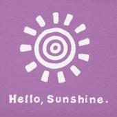 Women's Hello Sunshine Vintage Crusher Tee
