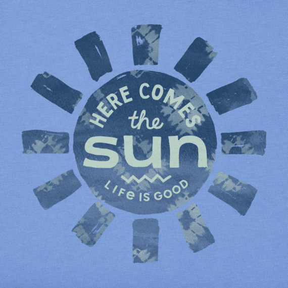 Women's Here Comes The Sun LIG Crusher Tee