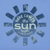 Women's Here Comes The Sun LIG Crusher Tee