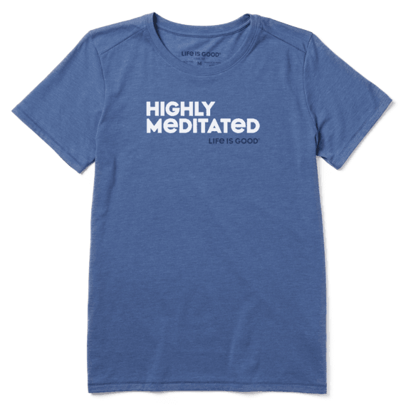 Women's Highly Meditated Cool Tee