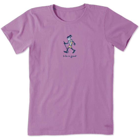 Women's Hike Jackie Vintage Crusher Tee