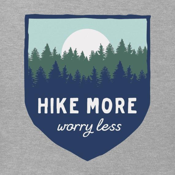 Women's Hike More Crusher Long Sleeve