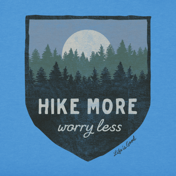 Women's Hike More Crusher Tee