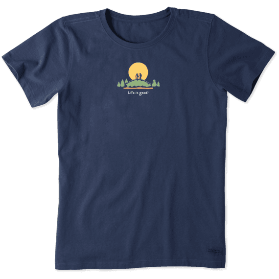 Women's Hike Vista Vintage Crusher Tee