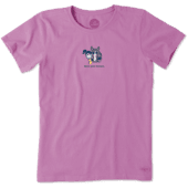 Women's Hold Your Horses Jackie Vintage Crusher Tee