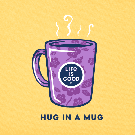 Women's Hug in a Mug Crusher Vee