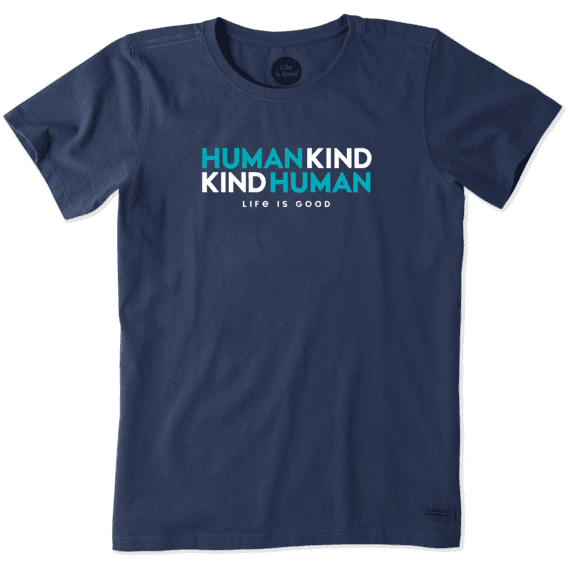Women's Human Kind Crusher Tee