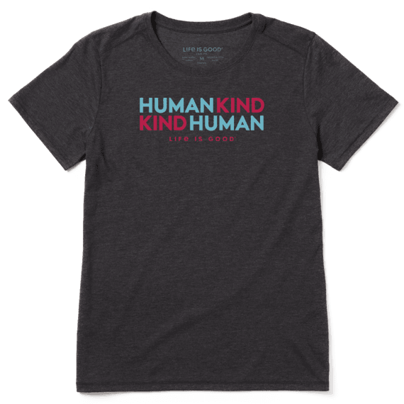 Women's Human Kind Human Cool Tee