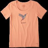 Women's Hummingbird Crusher Scoop