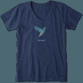 Women's Hummingbird Crusher Vee