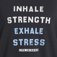Women's Inhale Strength Breezy Tank