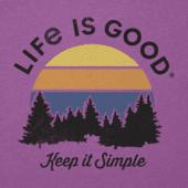 Women's Keep It Simple Cool Vee
