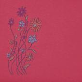 Women's Keep It Wild Flowers Crusher Tee