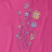 Women's Keep It Wildflowers Crusher Tee