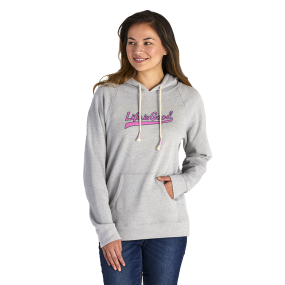 Women's LIG Ballyard Simply True French Terry Hoodie