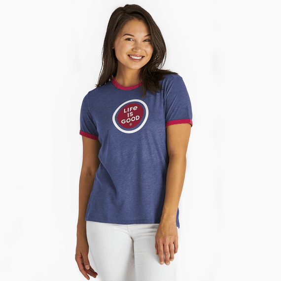 Women's LIG Coin Ringer Cool Tee