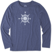Women's LIG Compass Long Sleeve Cool Tee