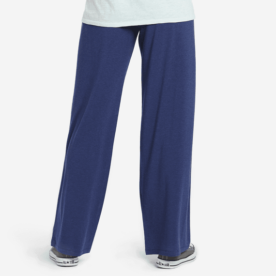 Women's Life Is Good Supreme Blend Wide Leg Pant