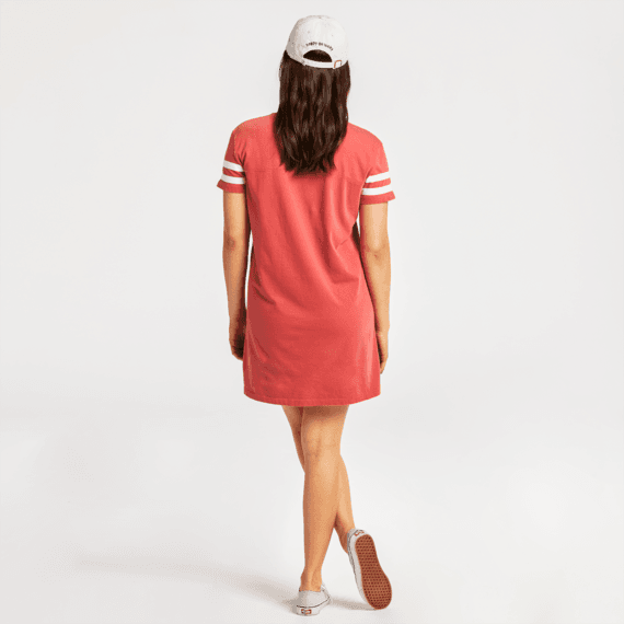 Women's LIG Positive Lifestyle Brand Crusher Tee Dress
