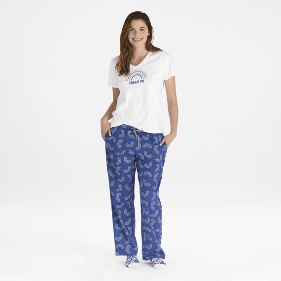 Women's LIG Rainbow Classic Sleep Pant