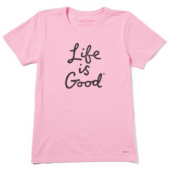 Women's LIG Scribble Crusher Tee