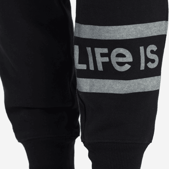 Women's Life Is Good Simply True Jogger