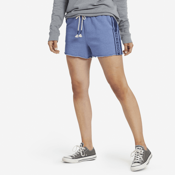 Women's LIG Stripes Simply True Shorts
