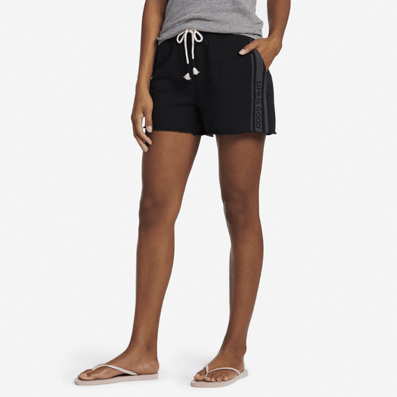Women's LIG Stripes Simply True Shorts