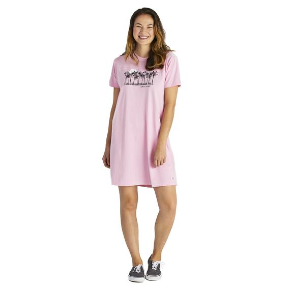 Women's LIG Sunset Crusher Tee Dress