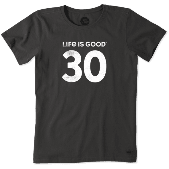 Women's LIG at 30 Crusher Tee