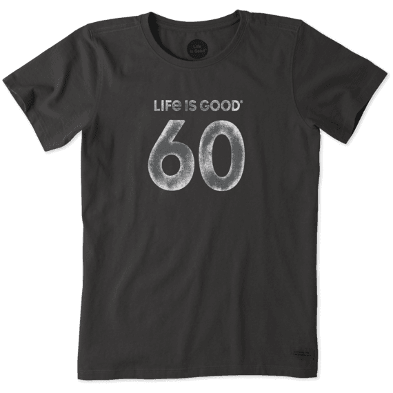 Women's LIG at 60 Crusher Tee