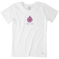 Women's Ladybug Love Crusher Tee