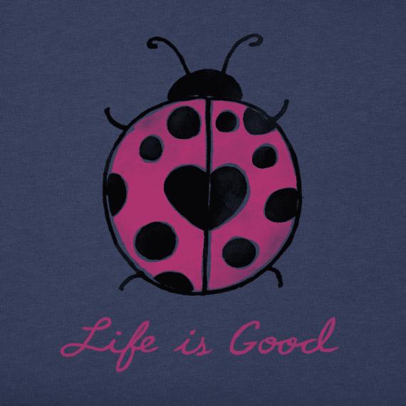 Women's Ladybug Love Crusher Tee