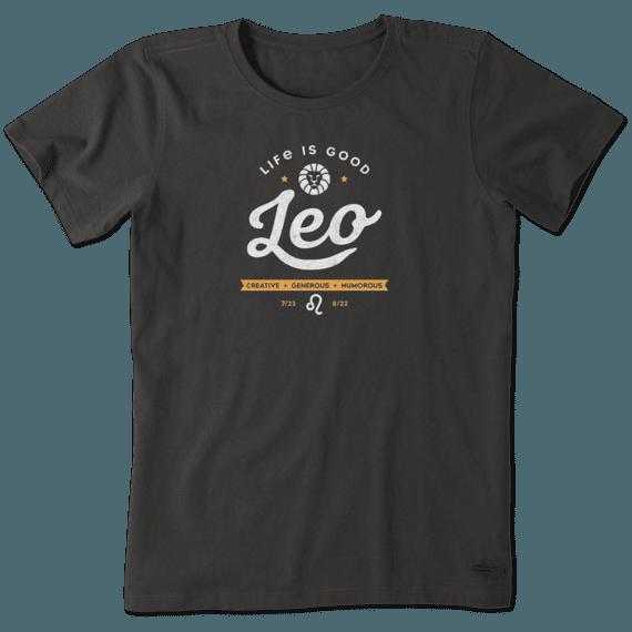 Women's Leo Crusher Tee