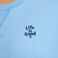 Women's LIG Word Mark Go-To Crewneck Sweatshirt