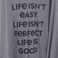 Women's Life Is Good Supreme Blend Long Cardigan