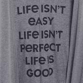 Women's Life Is Good Supreme Team Long Cardigan