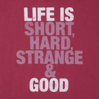 Women's Life Is Strange Good Smooth Tee