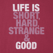 Women's Life Is Strange Good Smooth Tee