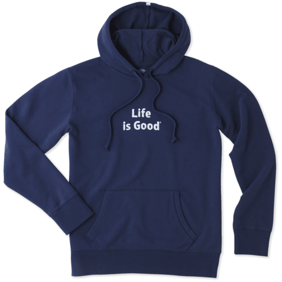 Women's Life is Good Go-To Hoodie
