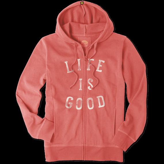 fb67c2846e9 Women s Life is Good Go-To Zip Hoodie