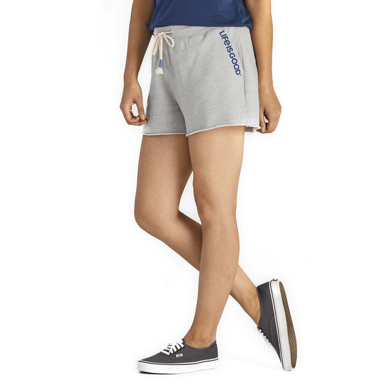 Women's Life is Good Simply True Shorts