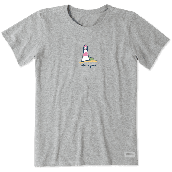 Women's Lighthouse Vintage Crusher Tee