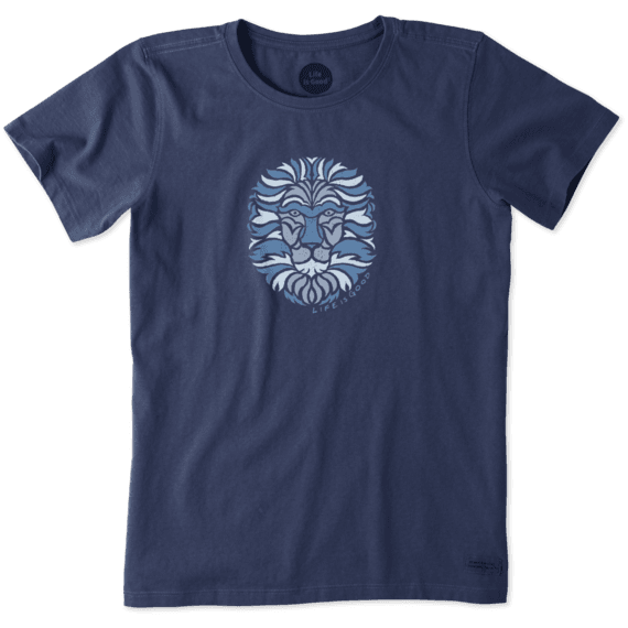 Women's Lions Pride Crusher Tee